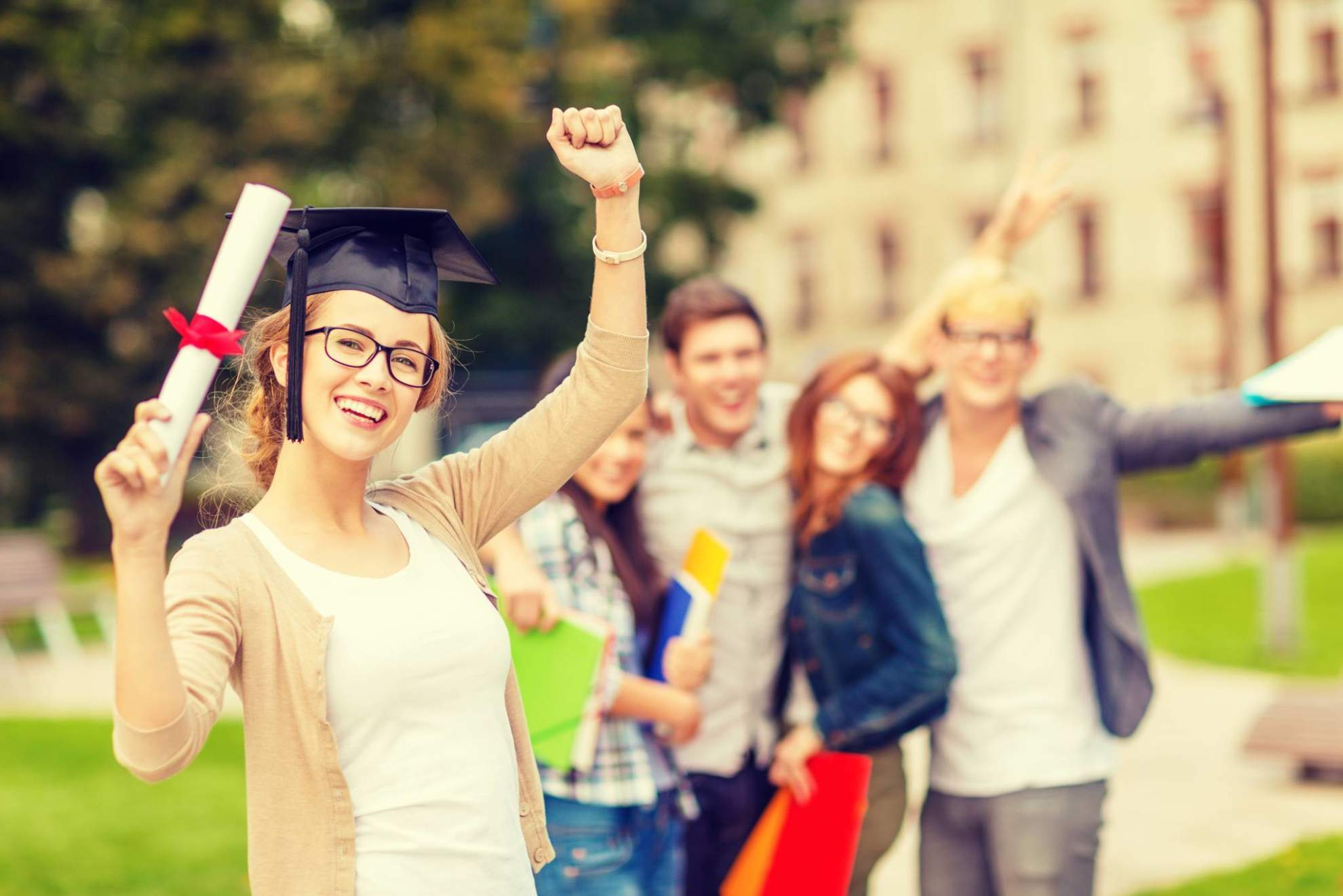 Stypendium  na studia licencjackie
